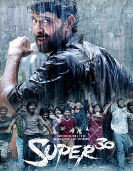Super 30 Movie Review, Rating, Story, Cast and Crew
