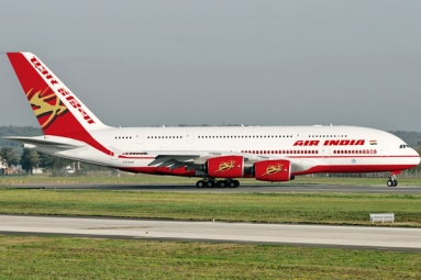 Cabinet approves the privatization of Air India