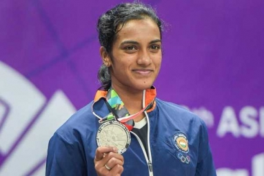 Asian Games 2018: P. V. Sindhu Nets Silver Medal in Badminton