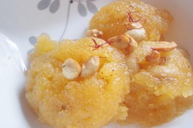 Rawa Kesari for occasions!
