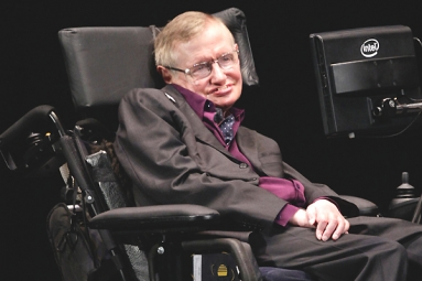Humans have 100 years to leave Earth: Stephen Hawking