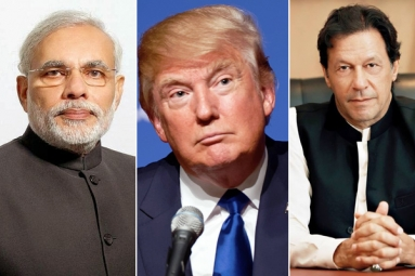 Trump Asks PM Modi, Imran Khan to Reduce Tensions over Kashmir