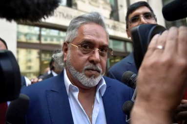It is for Judge to Decide: Vijay Mallya on India Arrival