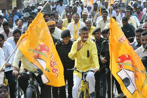 TDP Eyes Overseas Indians Votes
